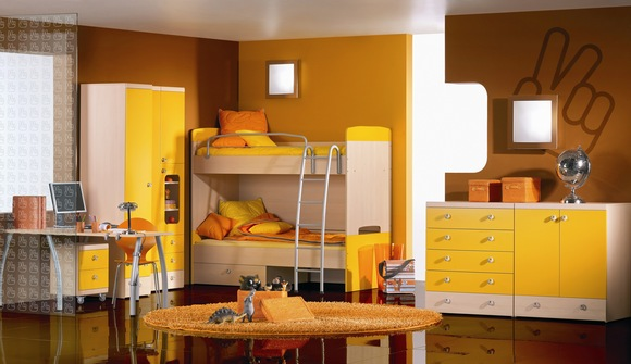 Alples otroška soba