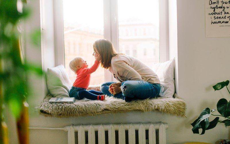 Toplotna črpalka in radiatorji so lahko del celotnega sistema za ogrevanje hiše